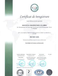 certificat-auc-iso-2016
